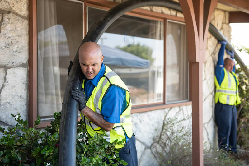 Trenchless Sewer Repair in Fountain Valley, CA