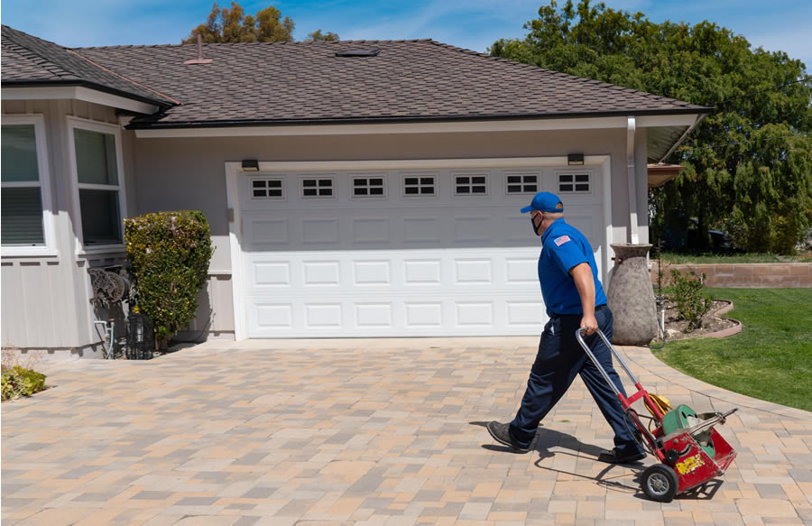 Trenchless Sewer Repair in Los Alamitos, CA