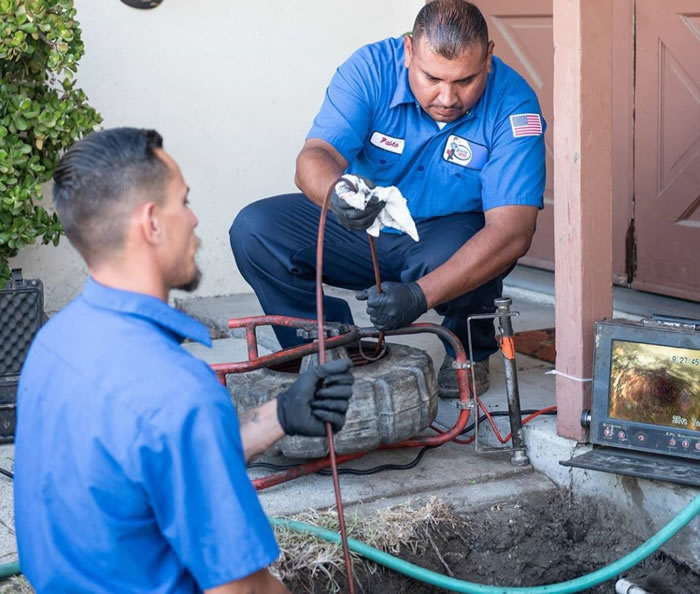 Trenchless Sewer Repair in Midway City, CA