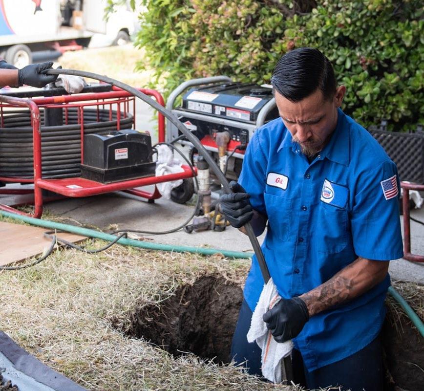 Sewer Repair in Santa Clarita