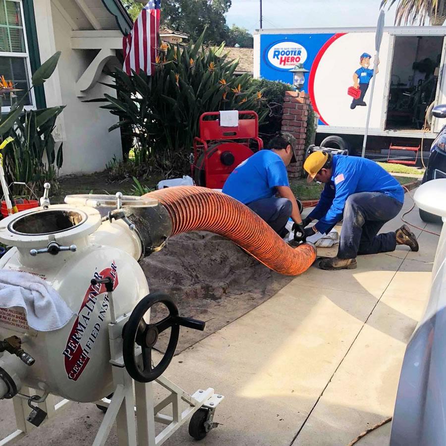 Sewer Repair in Sylmar, CA