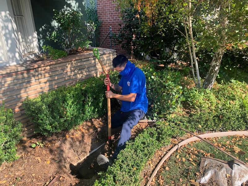Sewer Repair in Northridge, CA