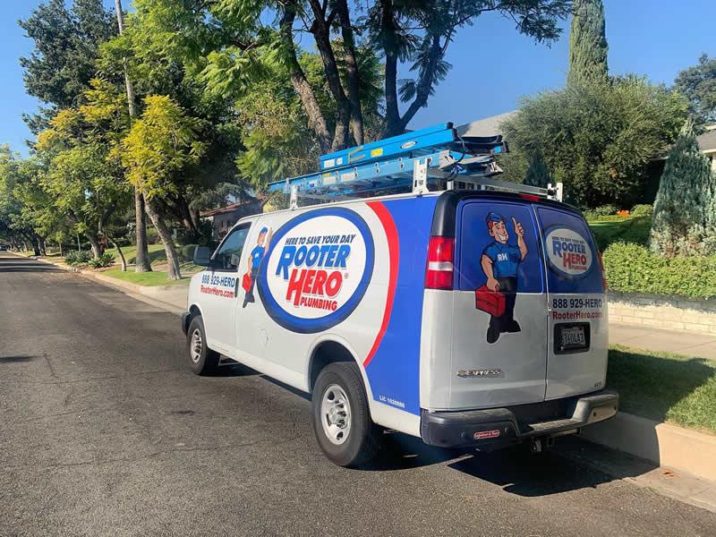 Sewer Repair in Valley Village, CA