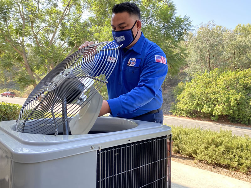 HVAC Services in Redwood City, CA