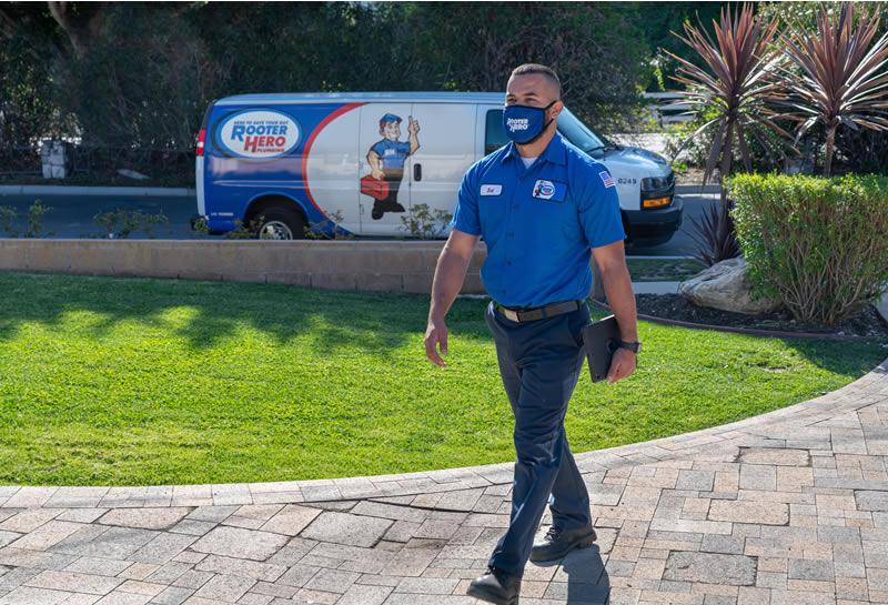 Leak Detection in Hacienda Heights, CA