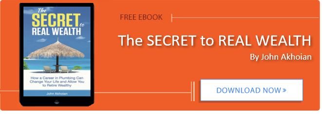 The Secret to Real Wealth by John Akhoian