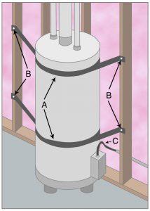 earthquakes affect plumbing