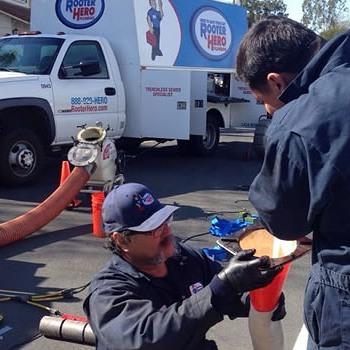 Examples Of Beautiful Plumbing Project Work Rooter Hero