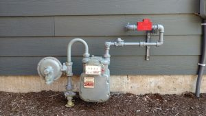 earthquake shutoff valve