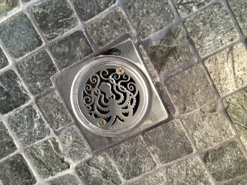 clogged shower drains