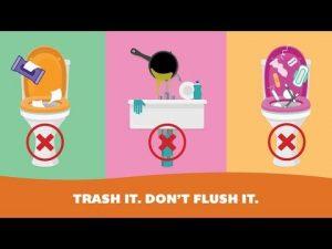 ruin your plumbing